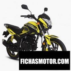 Imagen moto Italika FT200 TS 2020