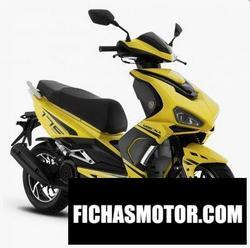 Imagen moto Italika Modena 175 2020