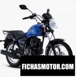 Imagen moto Italika RC150 2020
