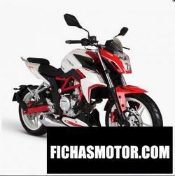 Imagen moto Italika V0RT-X300 2020