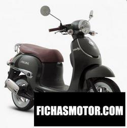 Imagen moto Italika Vitala 25 2020