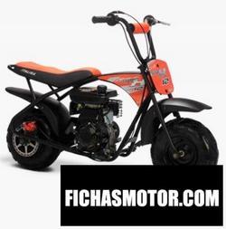 Imagen moto Italika VREX 2020