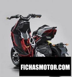 Imagen moto Italjet Dragster 200 2019