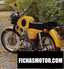 Imagen moto Izh planeta sport 1981