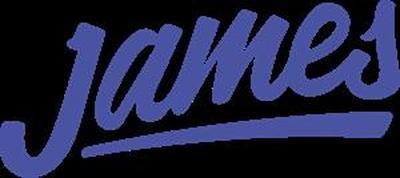 Imagen logo de James