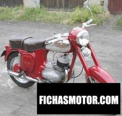 Imagen moto Jawa-cz 175 1973