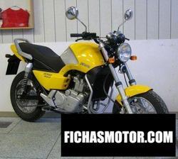 Imagen moto Jawa-cz 650 style 2007