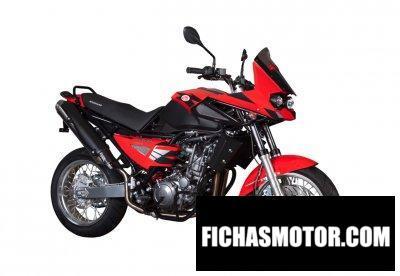 Imagen moto Jawa-CZ 660 Sportard año 2019