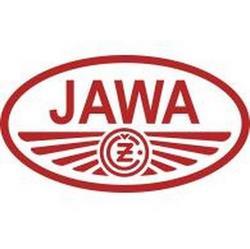 Logo de la marca Jawa-CZ