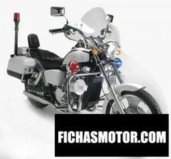 Imagen moto Johnny pag police escort 300 2008