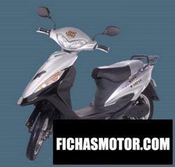Imagen moto Kabirdass k102la 2011