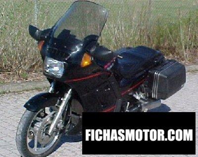 Imagen moto Kawasaki 1000 gtr año 1992
