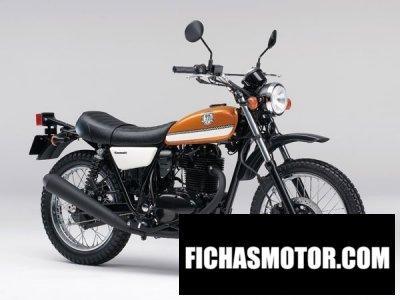 Imagen moto Kawasaki 250tr año 2013