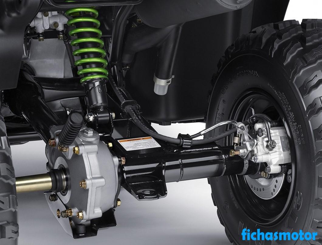 Imagen moto Kawasaki Brute Force 300 año 2020