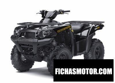 Imagen moto Kawasaki brute force 650 4x4i año 2016