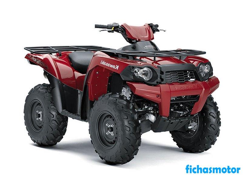 Imagen moto Kawasaki brute force 750 4x4i año 2010