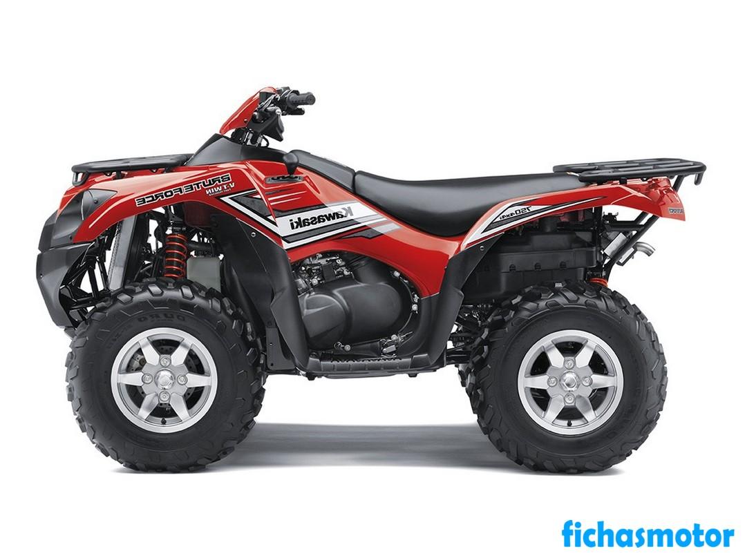 Imagen moto Kawasaki Brute Force 750 4x4i EPS año 2020