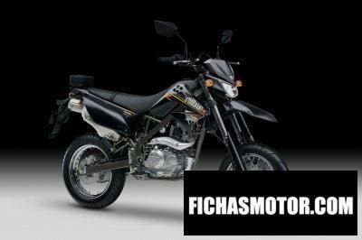 Imagen moto Kawasaki d-tracker 125 año 2013