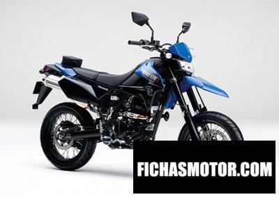 Ficha técnica Kawasaki d-tracker x final edition 2018