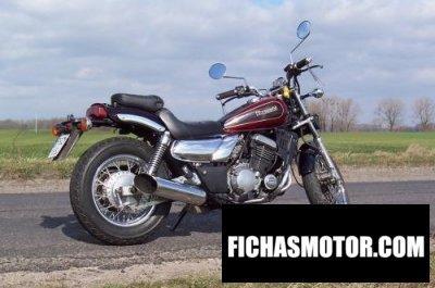 Ficha técnica Kawasaki el 250 1992