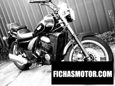 Ficha técnica Kawasaki el250 1991