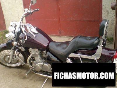 Imagen moto Kawasaki en 500 año 1997