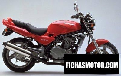 Imagen moto Kawasaki er-5 año 1999