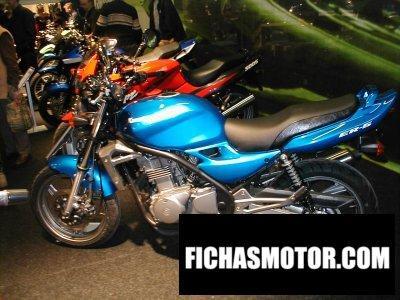 Imagen moto Kawasaki er-5 año 2002