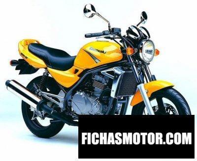 Imagen moto Kawasaki er-5 año 2003