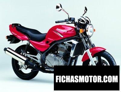 Imagen moto Kawasaki er-5 año 2004