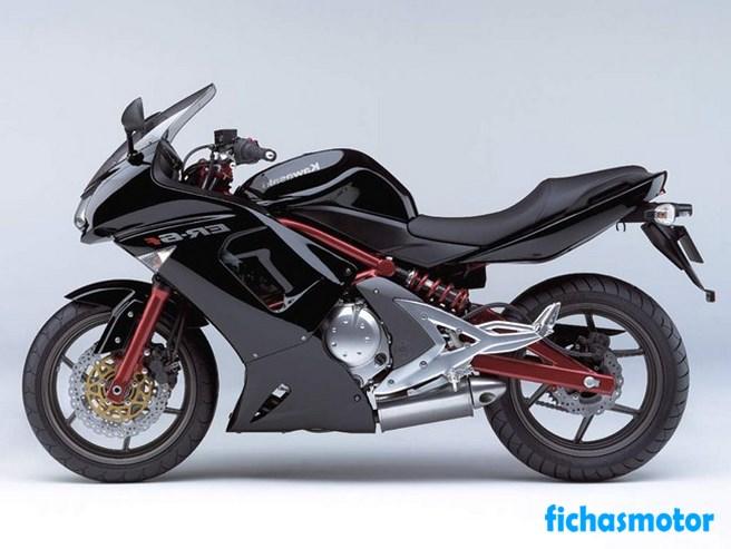 Imagen moto Kawasaki er-6f año 2006