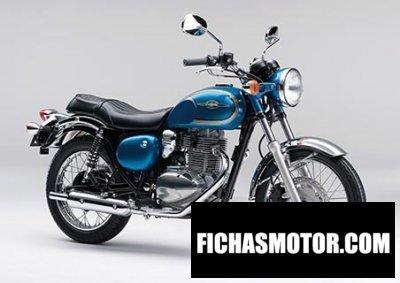 Ficha técnica Kawasaki estrella 2014