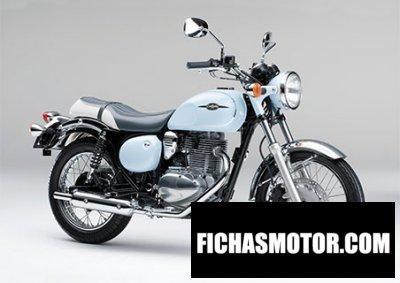 Ficha técnica Kawasaki estrella 2015