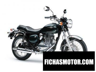 Ficha técnica Kawasaki estrella 2016