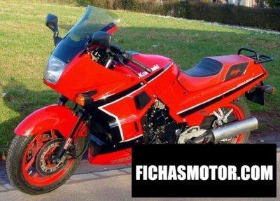 Imagen moto Kawasaki gpx 750 r año 1989