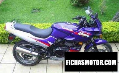 Imagen moto Kawasaki gpz 500 s año 1996