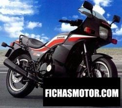 Imagen de Kawasaki gpz 750 año 1987