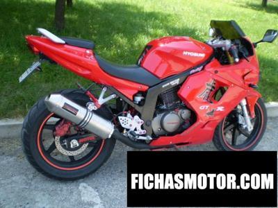 Imagen moto Kawasaki gt 125 r año 2006