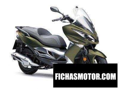 Imagen moto Kawasaki J125 año 2019