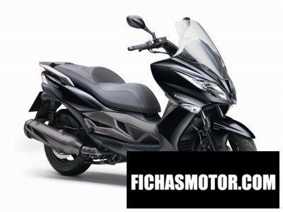 Ficha técnica Kawasaki j300 2015