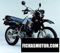 Imagen moto Kawasaki klr 650 2004