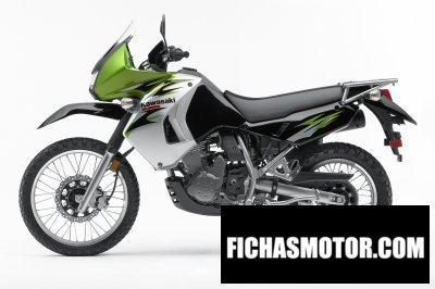 Imagen moto Kawasaki klr 650 año 2008