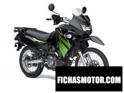 Ficha técnica Kawasaki klr 650 2010