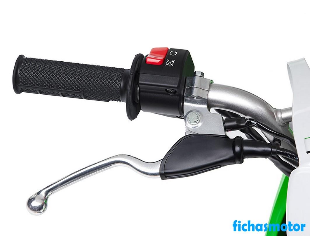 Ficha técnica Kawasaki KLX 110L 2020