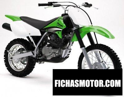 Imagen moto Kawasaki klx 125 año 2005