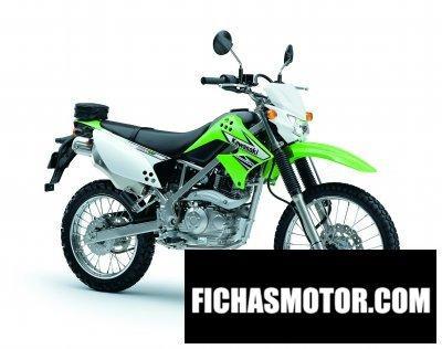 Ficha técnica Kawasaki klx 125 2011