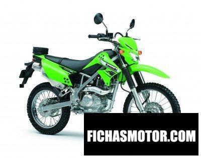 Ficha técnica Kawasaki klx 125 2012