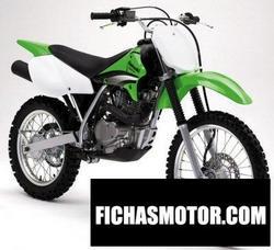 Imagen moto Kawasaki klx 125 l 2005