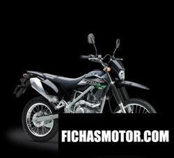 Imagen moto Kawasaki klx 150 2018