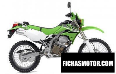 Imagen moto Kawasaki klx 250 r año 2006